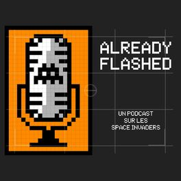 Show cover of Already Flashed - Space Invaders