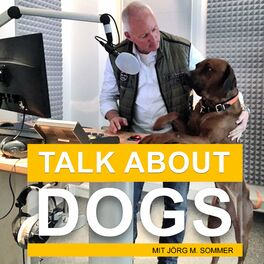 Show cover of TALK ABOUT DOGS