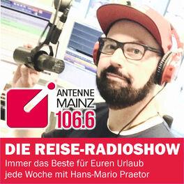 Show cover of Reise-Radioshow auf Antenne Mainz - jede Woche neue Reisetipps