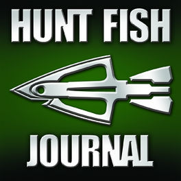 Show cover of The Hunt Fish Journal