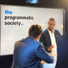Show cover of The Programmatic Society