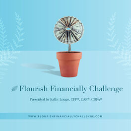 Show cover of The Flourish Financially Challenge