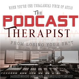 Show cover of The Podcast Therapist