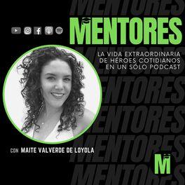 Show cover of Mentores con Maite