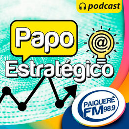 Show cover of Papo Estratégico