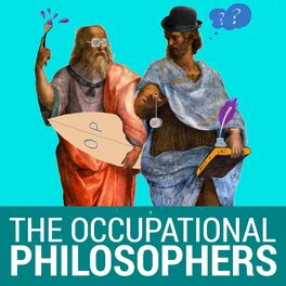 Show cover of The Occupational Philosophers - A not-so-serious business podcast to spark Creativity, Imagination and Curiosity