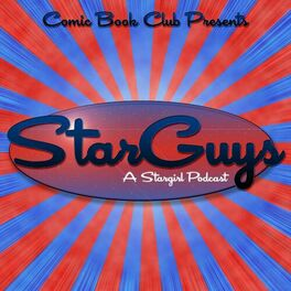 Show cover of Starguys: A Stargirl Podcast