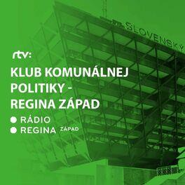 Show cover of Klub komunálnej politiky - Regina Západ