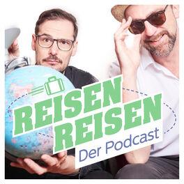 Show cover of Reisen Reisen - Der Podcast mit Jochen Schliemann und Michael Dietz