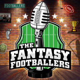 Show cover of Fantasy Footballers - Fantasy Football Podcast