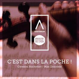 Episode cover of R. Strauss - Mort et Transfiguration par Clément Rochefort (France musique) ๏ C'est dans la poche ! #12 ๏ Auditorium-ONLyon