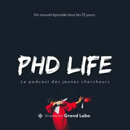 Show cover of PhDLife