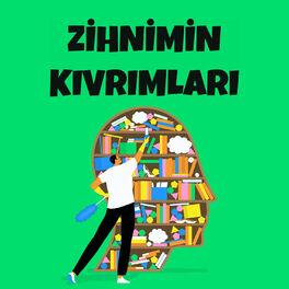 Show cover of Zihnimin Kıvrımları