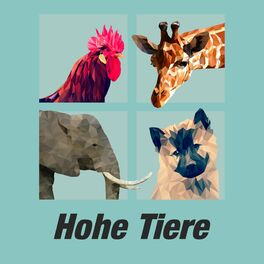 Show cover of Hohe Tiere