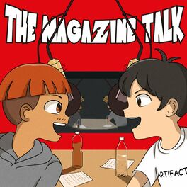 Show cover of THE MAGAZINE talk