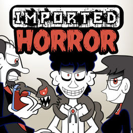 Show cover of Imported Horror