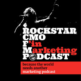 Episode cover of Rockstar CMO FM #10 - A backstage return for Miss Destructo and a cocktail