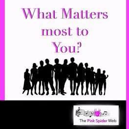 Show cover of What Matters Most To You?