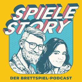 Show cover of Spiele Story – mit Sabrina & Hanno