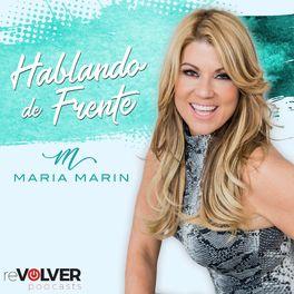 Show cover of Hablando de Frente Maria Marin