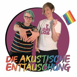 Show cover of Die Akustische Enttäuschung