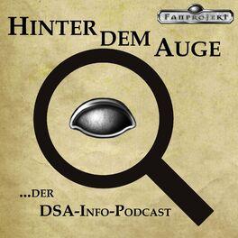 Show cover of Hinter dem Auge ...der DSA-Info-Podcast