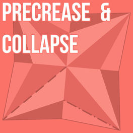 Show cover of Precrease & Collapse, an origami podcast