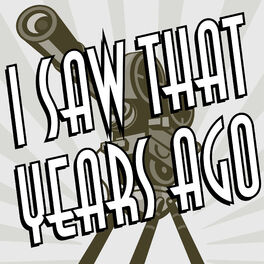 Show cover of I Saw That Years Ago