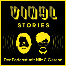 Show cover of Vinyl Stories