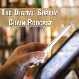 Show cover of The Digital Supply Chain podcast