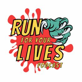 Show cover of Run for Your Lives Podcast