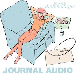 Show cover of Le Monde diplomatique / Journal audio