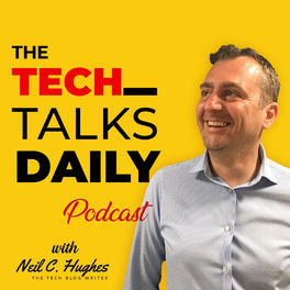 Show cover of The Tech Talks Daily Podcast