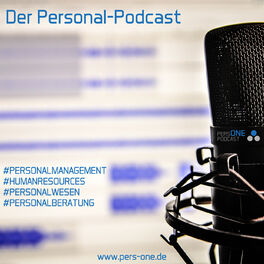 Show cover of PERSONE PODCAST | Der Personal-Podcast