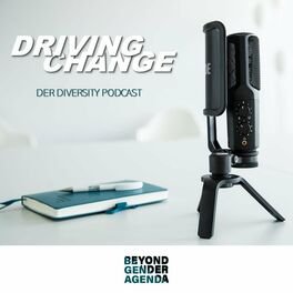 Show cover of Driving Change - Der Diversity Podcast