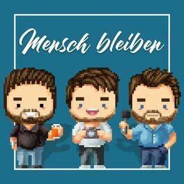 Show cover of Mensch bleiben