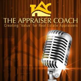 Show cover of The Appraiser Coach Podcast