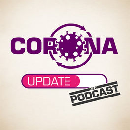 Show cover of Corona Update – Der Podcast