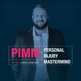 Show cover of Personal Injury Mastermind
