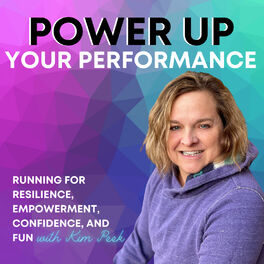 Show cover of Power Up Your Performance: Your Fitness Motivation and Guide to Movement for Empowerment, Confidence, and Resilience