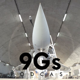 Show cover of The 9Gs Podcast - An Aviation Podcast