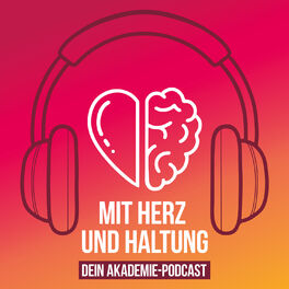 Show cover of Mit Herz und Haltung