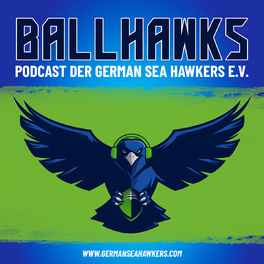 Show cover of Ballhawks – Podcast der German Sea Hawkers e.V.