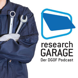 Show cover of research GARAGE - Der DGOF Podcast