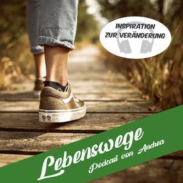 Show cover of Lebenswege Podcast