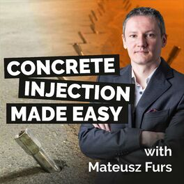 Show cover of Concrete Injection Made Easy