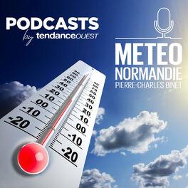 Show cover of Météo en Normandie
