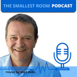 Show cover of The Smallest Room Podcast
