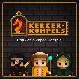 Show cover of Kerkerkumpels (Pen&Paper)