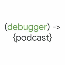 Show cover of debugger podcast